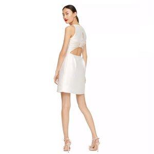 Kate Spade Embellished Bow Back Dress